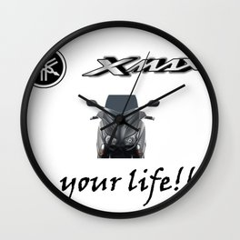 Xmax Wall Clock