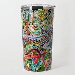 """grind"" Travel Mug"