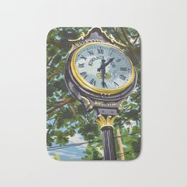 Ellicott City Flood Relief- Clock Bath Mat