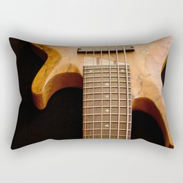 Music is a Moral Law Rectangular Pillow