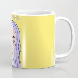 Not Your Baby #society6 #grlpwr Coffee Mug