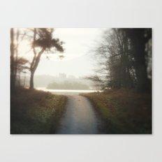 Ireland Path Canvas Print