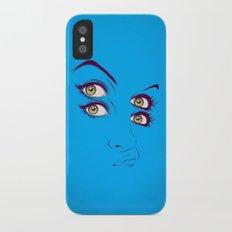 C. iPhone X Slim Case