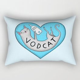 Vodcat Rectangular Pillow