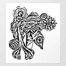 Graviola V Art Print