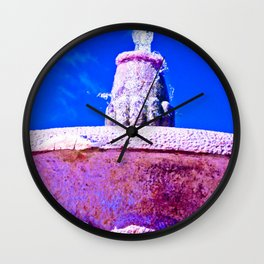 Great and mighty God Wall Clock