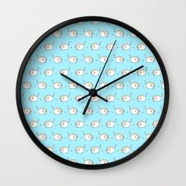 Liza is a lazy cat - Cat person - Fabulous Wall Clock