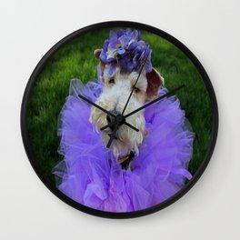 Shameless Beauty Wall Clock