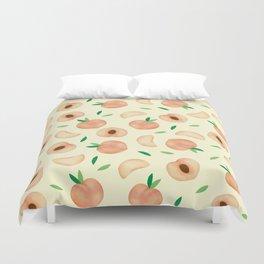 peach Duvet Cover