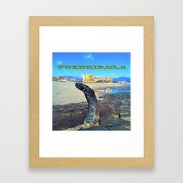 Fuengirola Framed Art Print