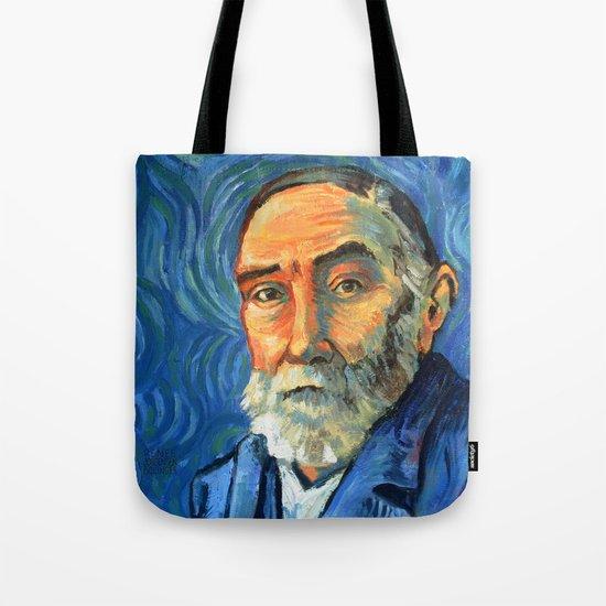 Gottlob Frege Tote Bag