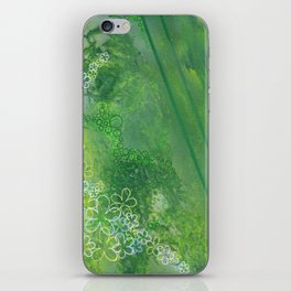 It's Not Easy Being Green iPhone Skin