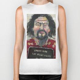 Genghis Khan's Vegas Arrest Biker Tank