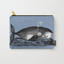 Ink Whale Carry-All Pouch