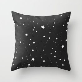 STARS BYN Throw Pillow