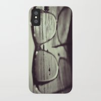 sunglasses iPhone & iPod Cases featuring sunglasses by Nikole Lynn Photography