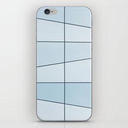 Glass pop iPhone Skin