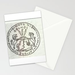 talisman Stationery Cards