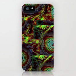 Creation 29 nov 2011 iPhone Case