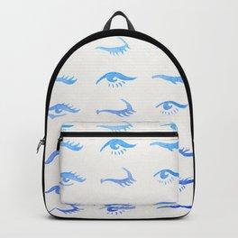 Mascara Envy – Blue Ombré Palette Backpack