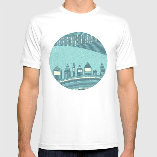 Where Seven Dwarfs Live T-shirt
