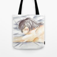 kili Tote Bags featuring Kili by JoySlash