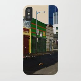 Urban Brutality  iPhone Case