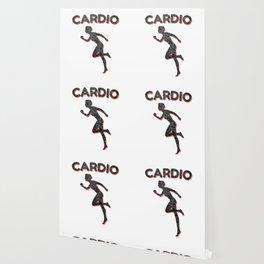 Cardio Running Female Wallpaper