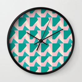 El Cruce Wall Clock