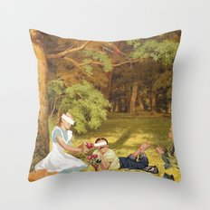 Oh, xoxo... Throw Pillow
