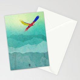 Macaw (Guacamaya) Stationery Cards