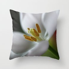 Tulip Beauty Throw Pillow