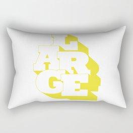 Large Rectangular Pillow