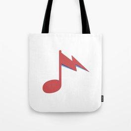 Thunder & Lightning Tote Bag