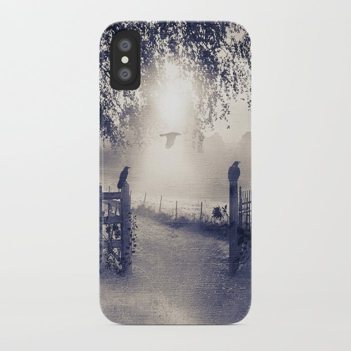 untitled  (colour option) iPhone Case