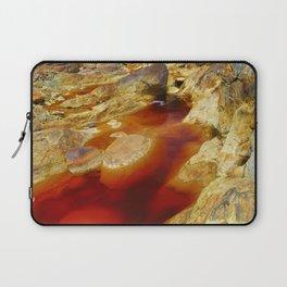 Red River. Huelva. Laptop Sleeve