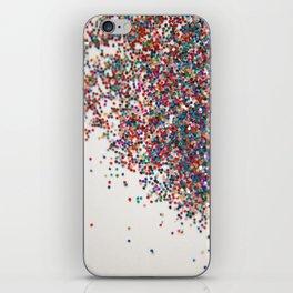 Fun II (NOT REAL GLITTER) iPhone Skin