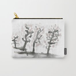 The landscape forest, abstract Carry-All Pouch