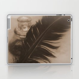 Write me a Sonnet Will Laptop & iPad Skin