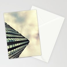 Beneath the St. Louis skyline. Stationery Cards