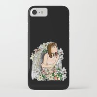 devil iPhone & iPod Cases featuring Devil by Benimarudo