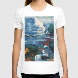 Mini World Environmental Blues 2 T-shirt