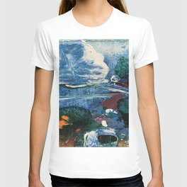 Mini World Environmental Blues 2 T-shirt