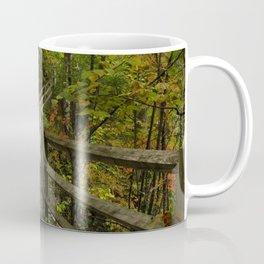 Foliage Bridge Coffee Mug