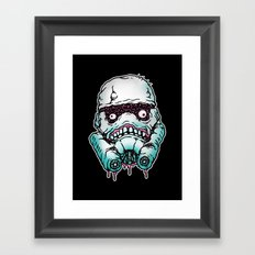 Monster Trooper Framed Art Print