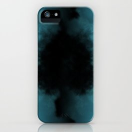 Unmerciful Blue iPhone Case