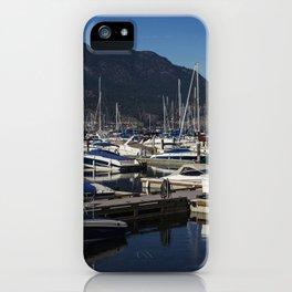 Kelowna Marina iPhone Case