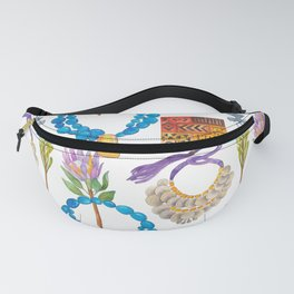 Wild Africa #5 Fanny Pack
