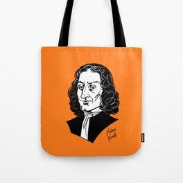 Antonio Vivaldi Tote Bag