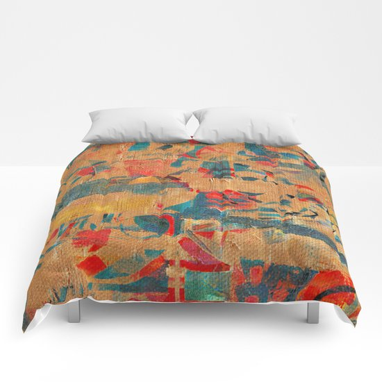 Tribal Wall Comforters